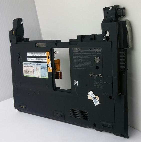 Tampa Inferior P/ Netbook Sony Vaio Pcg-4q3l,original.