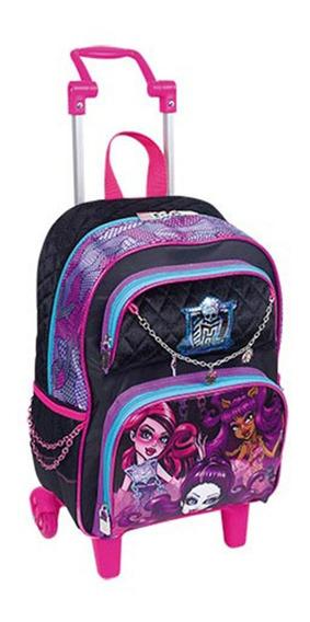 Mochila Monster High Filme 16y01 Sestini