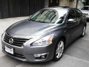 Nissan Altima Exclusive Navi, Como Nuevo