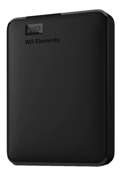 Disco Externo Wd Element 1 Tb Usb 3.0 Portatil Garantia