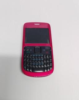 Celular Nokia C3 Cám 2mp Qwerty Wifi Bluetooth 2.4 Pul Mp4