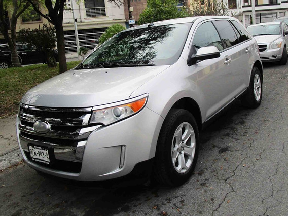 Ford Edge Sel 2013 Color Plata