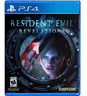 Resident Evil Revelations Ps4 Fisico Sellado Original Ade