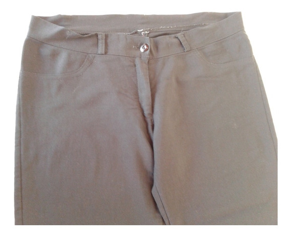 Pantalon Capri Elastizado, Muy Buen Estado
