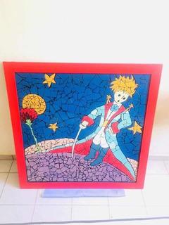 El Principito Cuadro De Mosaicos Arte Clasico Oferta Hotsale
