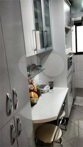 Apartamento 3 Dormitórios No Condomínio Mares Do Norte Em Rudge Ramos, São Bernardo Do Campo. - 373-im460996