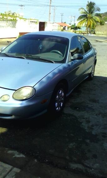 Ford Taurus Se 1998 V6 3.0 Azul, Importado