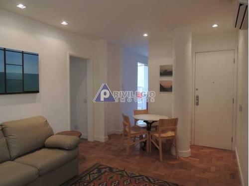 Imagem 1 de 18 de Apartamento À Venda, 2 Quartos, 1 Suíte, Botafogo - Rio De Janeiro/rj - 2709