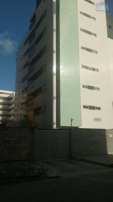 Apartamento Para Alugar, Intermares, Cabedelo, Pb - 1262