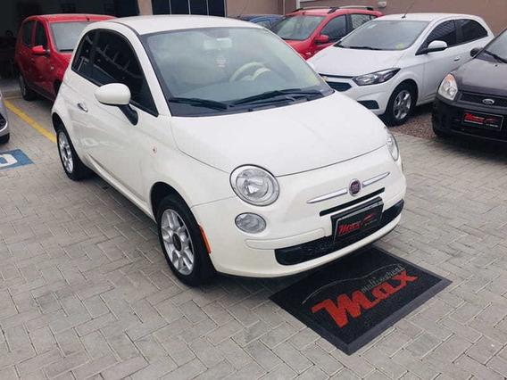 Fiat 500 Cult 2012