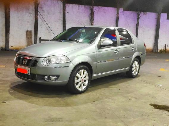Fiat Siena 1.6 16v Essence Flex Dualogic 4p 2012