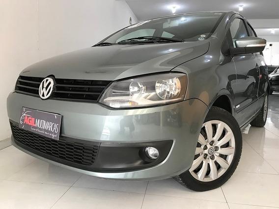 Volkswagen Fox 1.0 Único Dono 2011 Cinza Completo