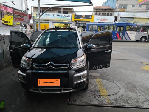 Citroën Aircross 2014 1.6 16v Exclusive Atacama Flex 5p