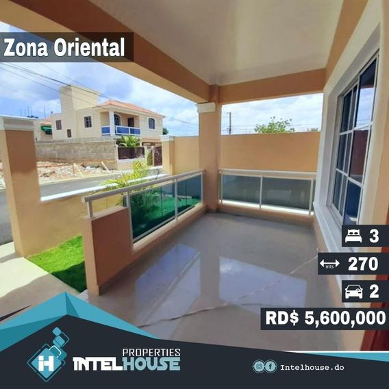 Casa 220mts Prado Oriental San Isidro