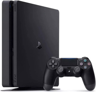 Ps4 Slim Playstation 4 Slim 1tb 1 Control Hdmi Consola