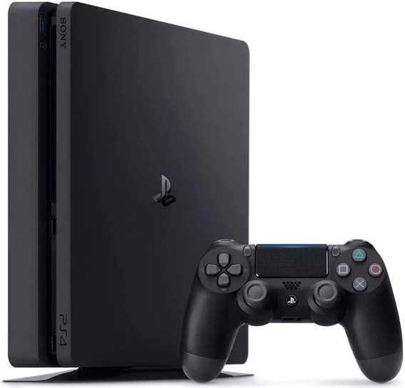 Ps4 Slim Playstation 4 Slim 1tb 1 Control Hdmi Consola