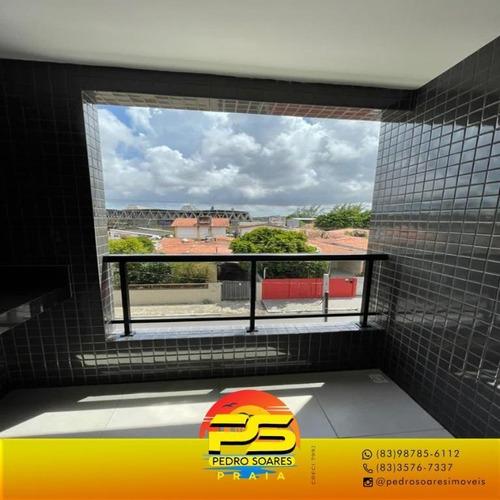 (novidade) Apartamento Em Tambauzinho Com Suíte - Ap4029