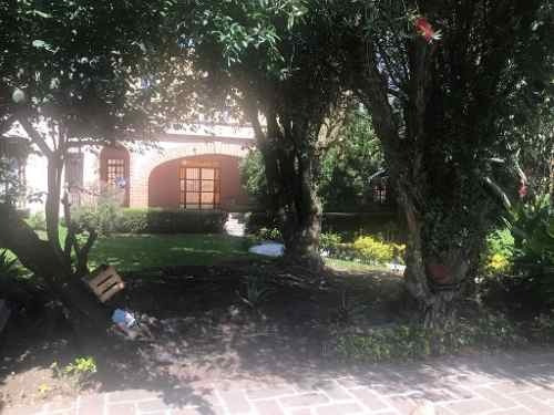 Terreno En Renta, El Mirador, Coyoacan