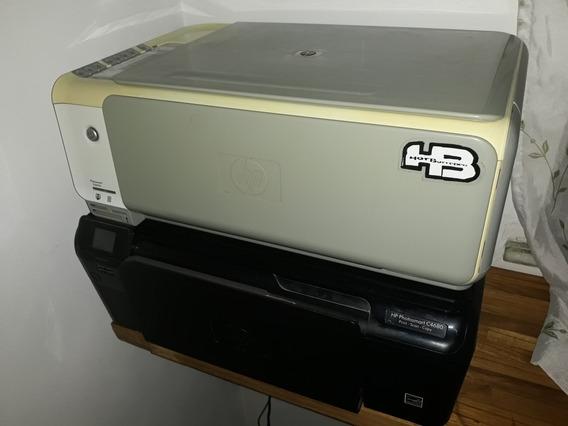 Hp Photosmart C4680 + Hp Photosmart C3180