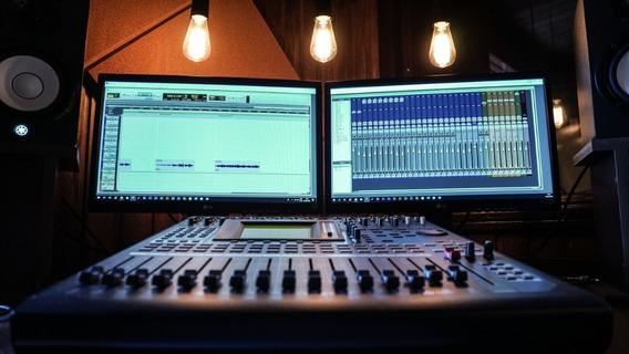 Mesa De Som Digital Yamaha 01v96i | Original | 220v