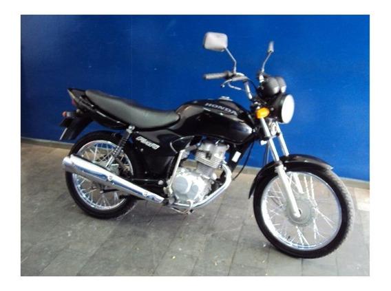 Honda Cg 125 Fan Rua