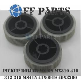 3x Rolete Papel Lexmak Mx310 Mx410 Ms312 40x8260 41x0919
