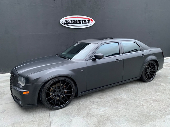 Chrysler 300 C 6.1 Srt8 Hemi Sedan V8 16v Gasolina 4p