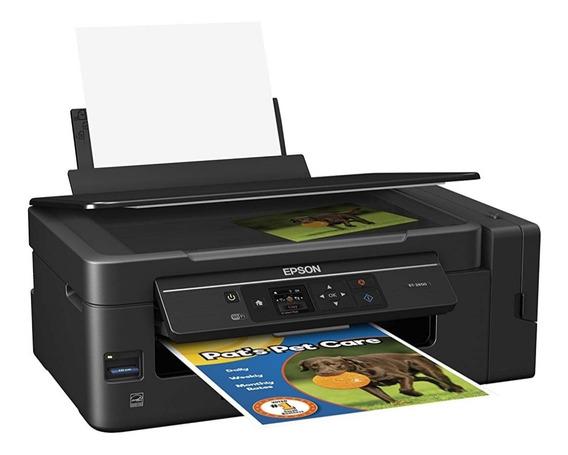 Impresora Epson Sistema Continuo Ecotank Original