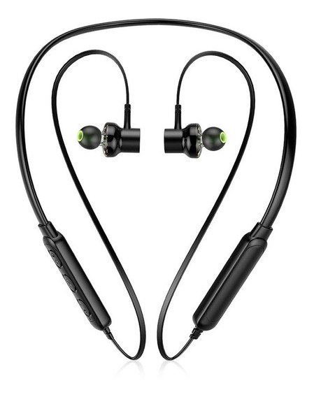 Fone De Ouvido Bluetooth Para Esportes Duplo Driver G20 Awei