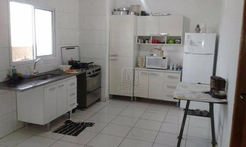 Cobertura Com 3 Dormitórios À Venda, 98 M² Por R$ 320.000 - Vila Camilópolis - Santo André/sp - Co2681