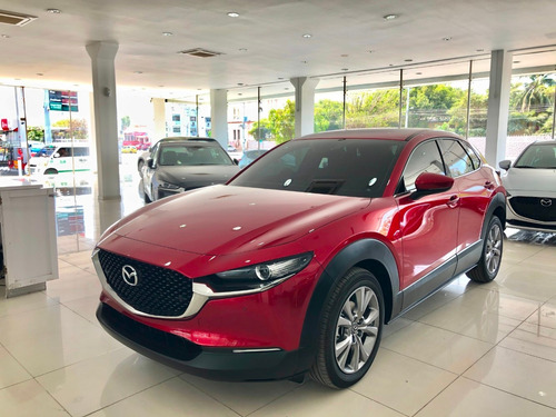 Mazda Cx30 Touring At 2.0 2022 Rojo Diamante