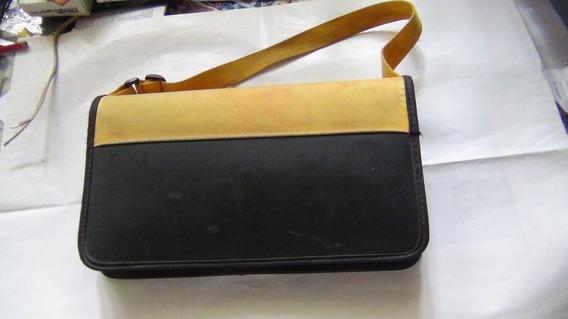 Portafolio Porta Cds Free Line Robusto De Cuero Elegante