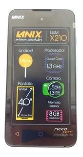 Celular Lanix Modelo Ilium X210