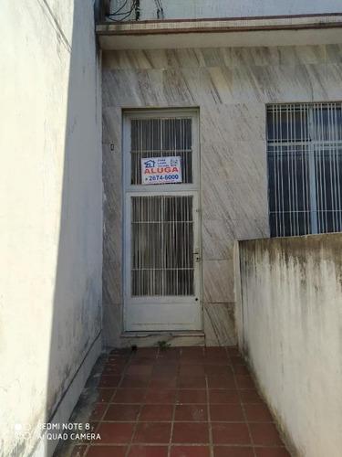 Salão Para Alugar, 130 M² Por R$ 2.100,00/mês - Vila Ivone - São Paulo/sp - Sl0901