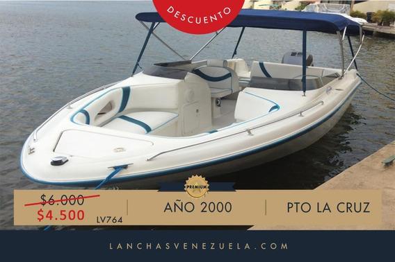 Lancha Intermarine Estate 23.5 Lv764