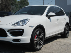 Porsche Cayenne Turbo V8 Tiptronic 8v At