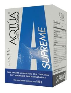 Suplemento Alimenticio Con Coenzima Q10 Y Magnesio