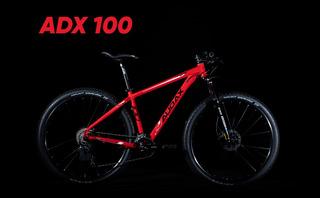 Bicicleta Audax Adx 100 2020, Vermelha