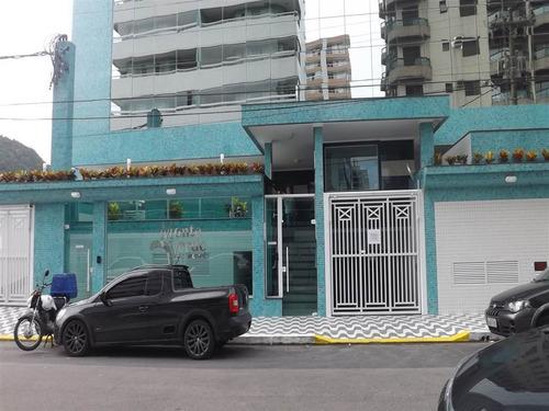 Imagem 1 de 30 de Apartamento, 2 Dorms Com 93 M² - Canto Do Forte - Praia Grande - Ref.: Gim6023059 - Gim6023059