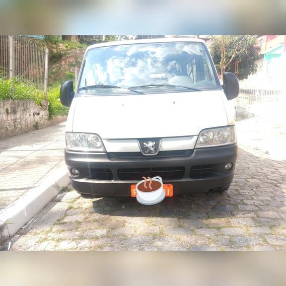 Peugeot Boxer Minibus 2.3 Hdi 330m Médio 15l 5p 2013