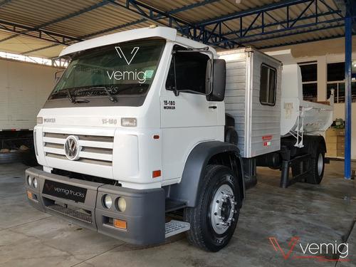 Imagem 1 de 15 de Volkswagen 15.180 Worker Báscula 2012