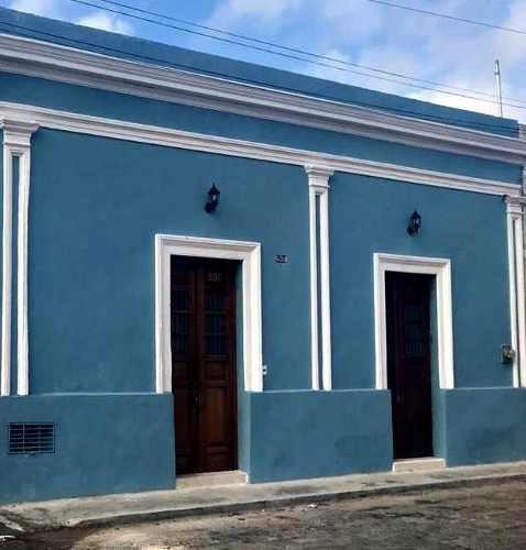 Preciosa Casa Remodelada En El Centro Historico De Merida.