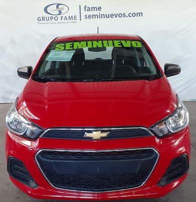 Chevrolet Spark Lt 5 Puertas