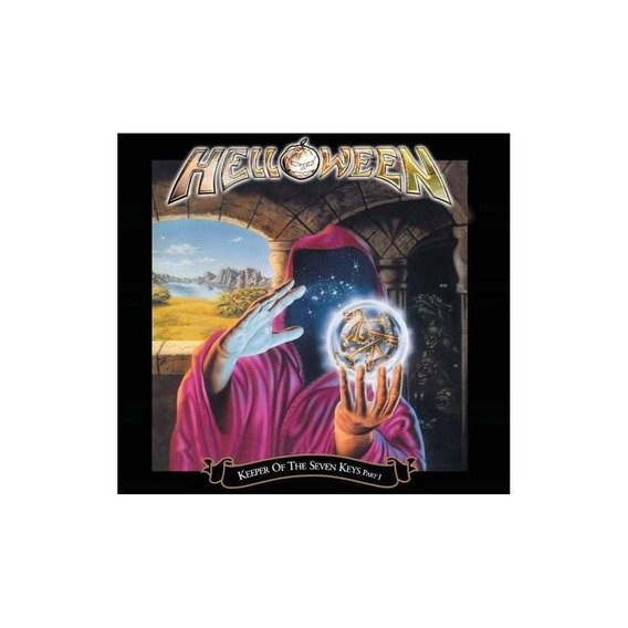 Helloween Keeper Of The Seven Keys Part 1 With Bonus Tracks