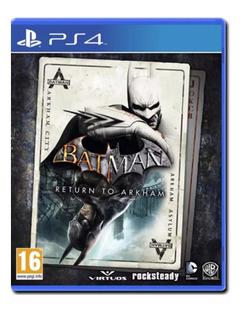 Batman: Return To Arkham - Playstation 4 Nuevo Sellado