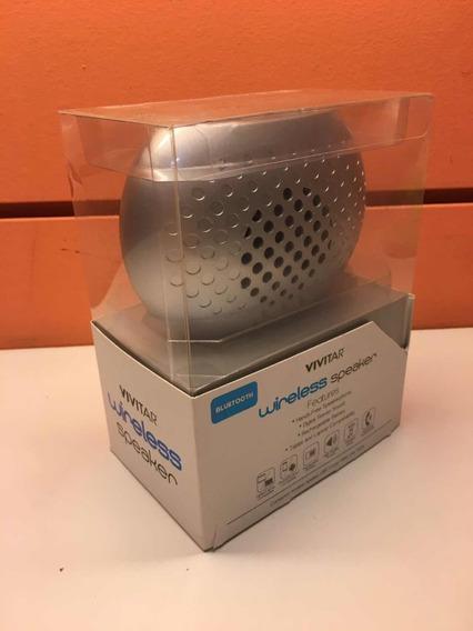 Caixa De Som Vivitar Wireless Bluetooth