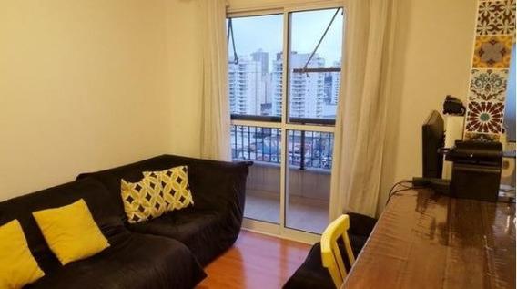 Apartamento À Venda, Vila Das Mercês, 40m², 1 Dormitórios, 1 Vaga! - It44218