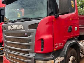 Scania R 420 6x2 Ano 2010/2011 ( 10 Unidades)