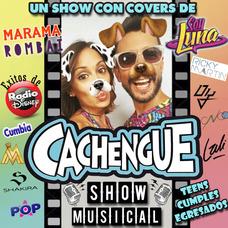 Show Teen Infantil Egresados Covers Cumbia Pop Reggaeton