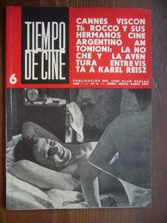Tiempo De Cine Nº 6 / 1961 / Ver Foto Del Indice